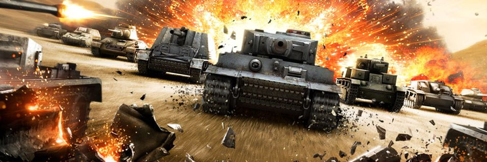 World of Tanks har 45 millioner spillere