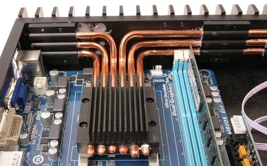 Hvis datamaskinen skal kjøles passivt, er det viktig å plukke en prosessor som ikke utvikler så altfor mye varme.