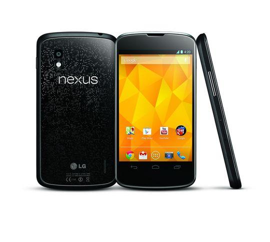 LG Nexus 4.