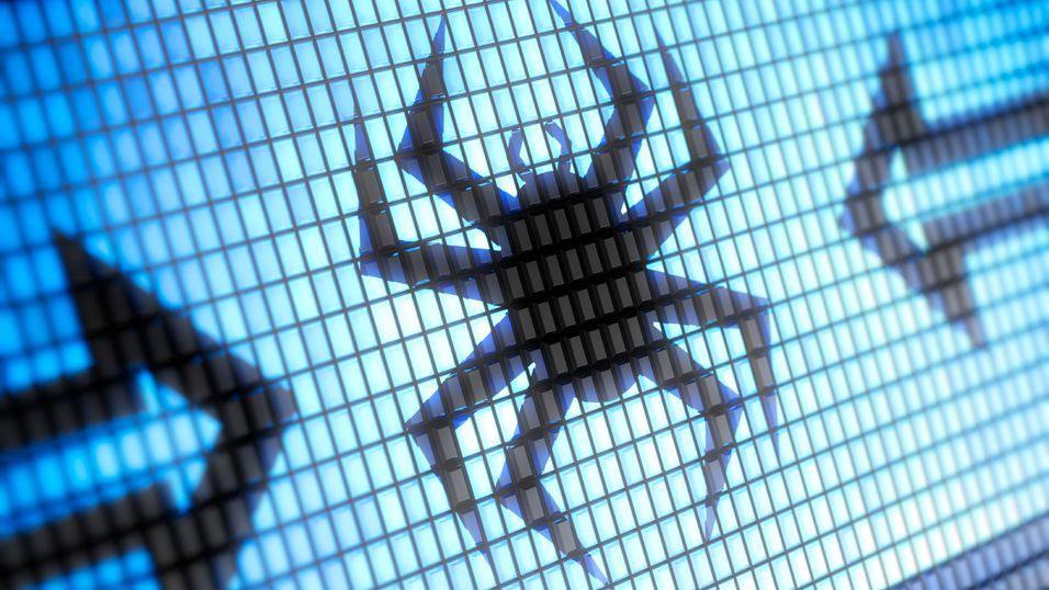 Nytt virus sletter alle filene dine