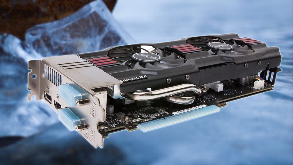 TEST: Asus GeForce GTX 680 DirectCU II 4 GB