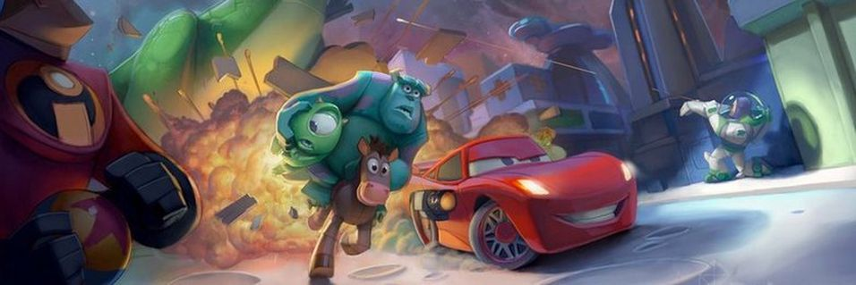 – Disney jobber med Minecraft-inspirert sandkassespill