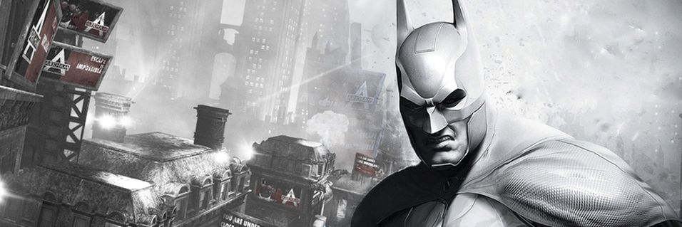 ANMELDELSE: Batman: Arkham City - Armoured Edition