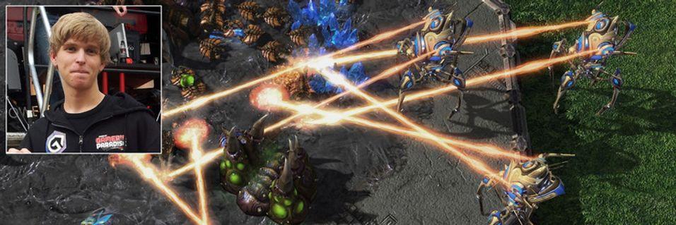 Nordmann med knusende StarCraft II-seier