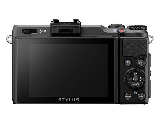 Olympus Stylus XZ-2 er spekket med entusiast-muligheter, i beskjeden innpakning. .