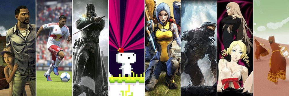FEATURE: De beste spillene i 2012