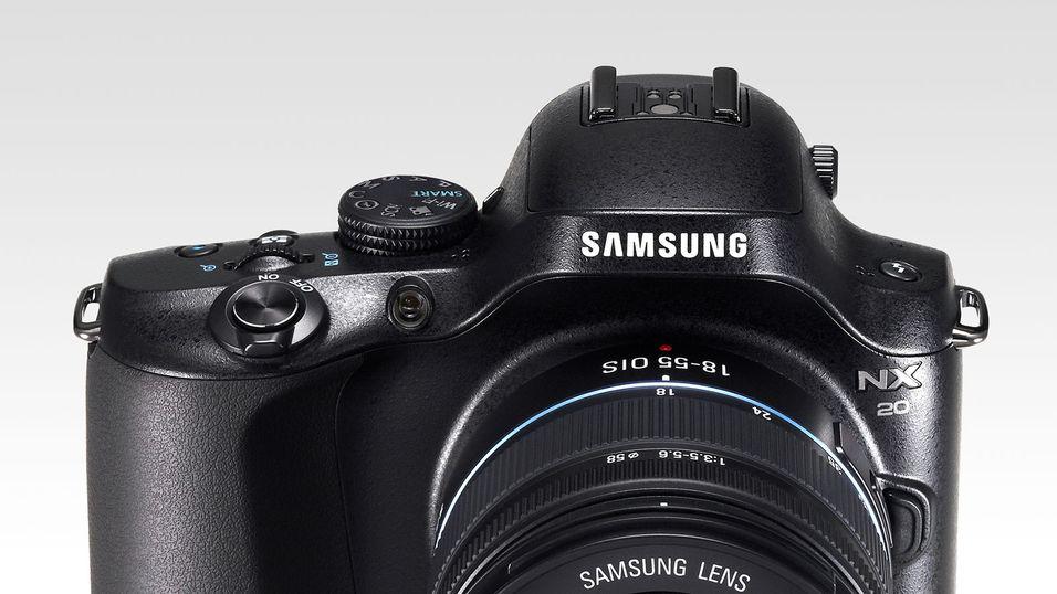 TEST: Samsung NX20