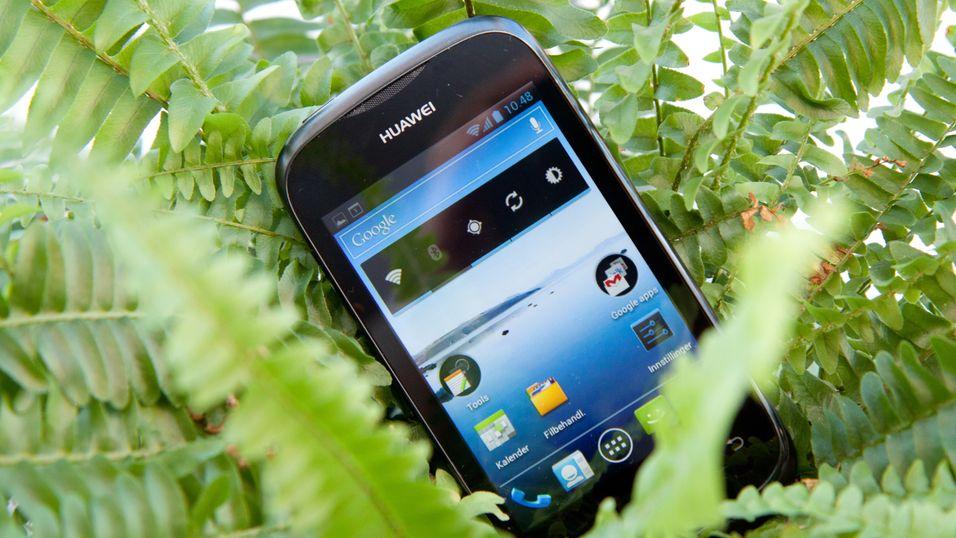 TEST: Huawei Y201 Pro (U8666E)