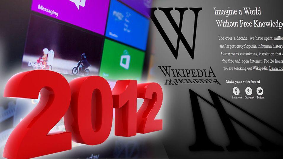 Husker du alt som skjedde i 2012?