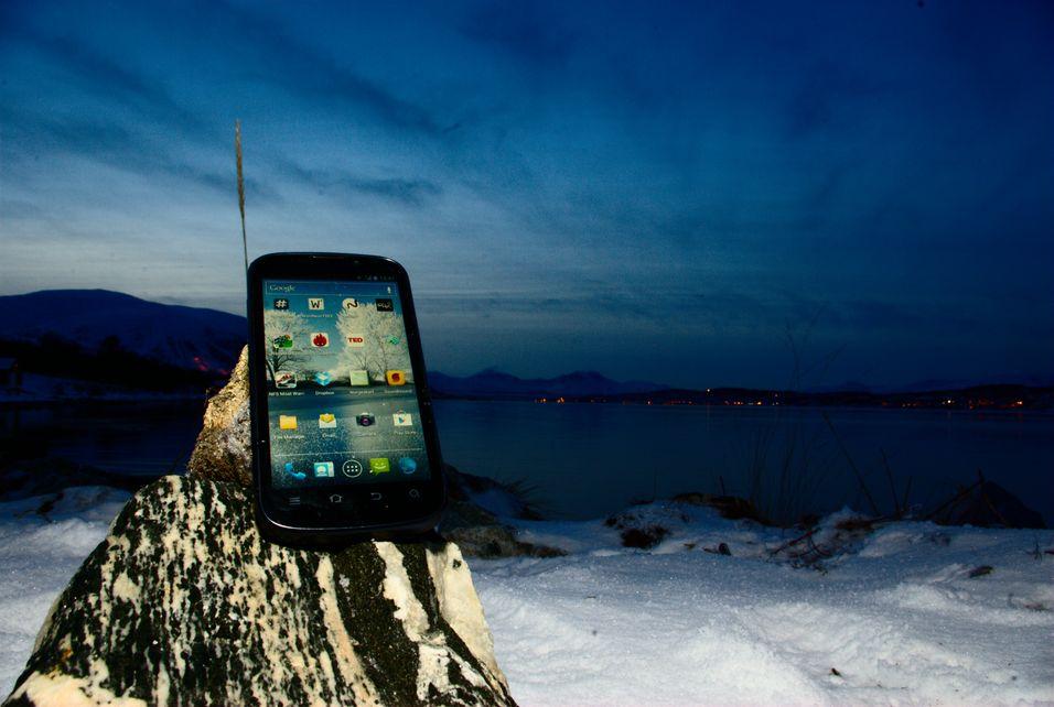 ZTE Grand X IN er den første Intel-mobilen i norske butikkhyller.
