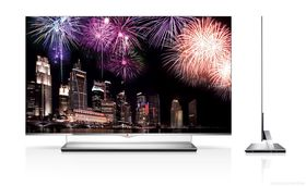 LGs OLED-TV er endelig ferdigstilt og dukker opp på markedet som 55EM9700.