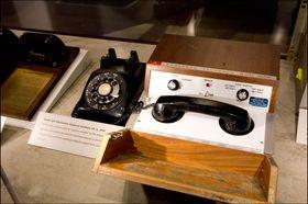 På 60-tallet brukte man telefoner for å sende data mellom maskiner.