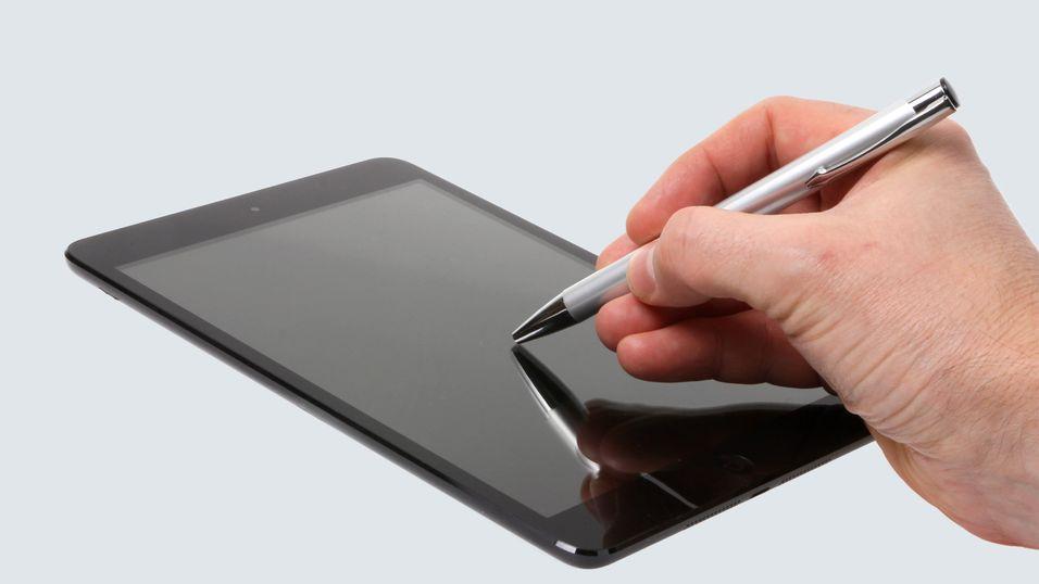 Apple patenterer ny skjermpenn