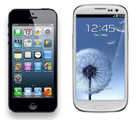 Både iPhone 5 og Galaxy S3 har skuffende dårlig dekning på 900 MHz-båndet.