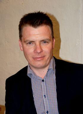 Gründer og salgsdirektør Lars Hylander i LifeVision.