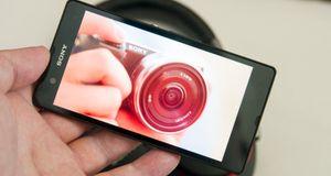 Sony Xperia Z Denne Sony-mobilen er den heftigste vi har sett
