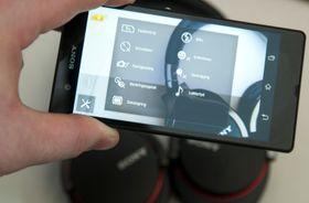 Du har mange ulike innstillinger å velge i når du skal fotografere med telefonen. Xperia Z har også en automodus som Sony lover skal være god til det meste.