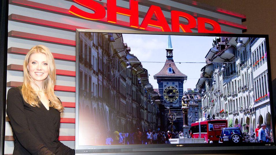 Slik blir Sharps nye TV-er