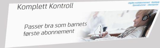 Dette banneret synes Telenor-kunden var misvisende, ettersom maksgrensen på datatrafikk lå på 399 kroner per måned.