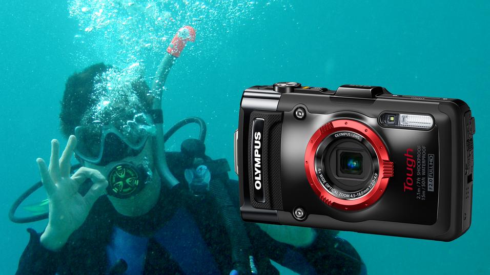 Hittil tøffeste kompaktkamera