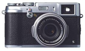 Fujifilm FinePix X100S særegne retrodesign.