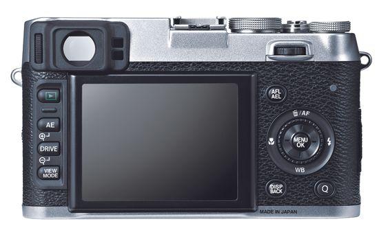 Fujifilm FinePix X100S.