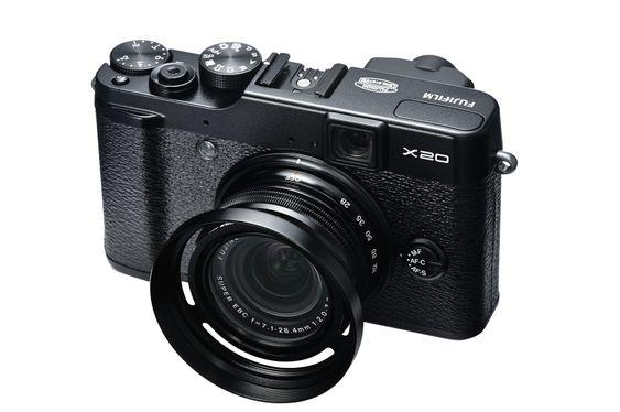 Fujifilm FinePix X20.