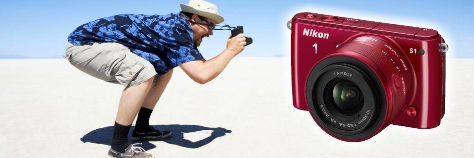 Rimeligste kamera i Nikons 1-serie