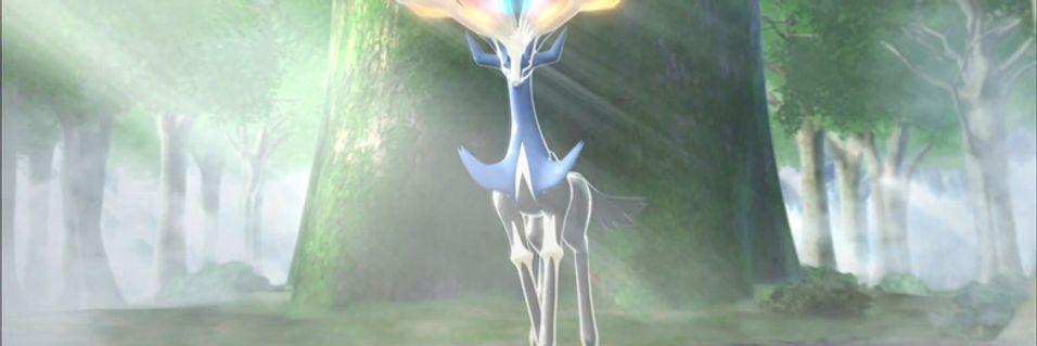 Pokémon X og Y er kunngjort