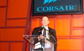 Bill Rathbone, Global Storage Manager for bærbar lagring.