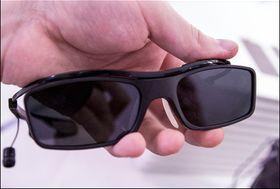 Brillene er kanskje ikke så lekre å se på, men ganske behagelige å ha på.