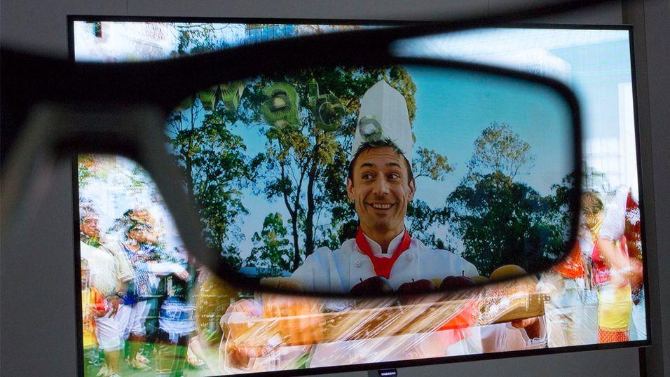 SNIKTITT: Kan vise to 3D-videoer samtidig