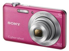 Sony Cyber-Shot DSC-W710.