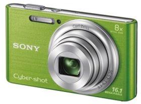Sony Cyber-Shot DSC-W730.