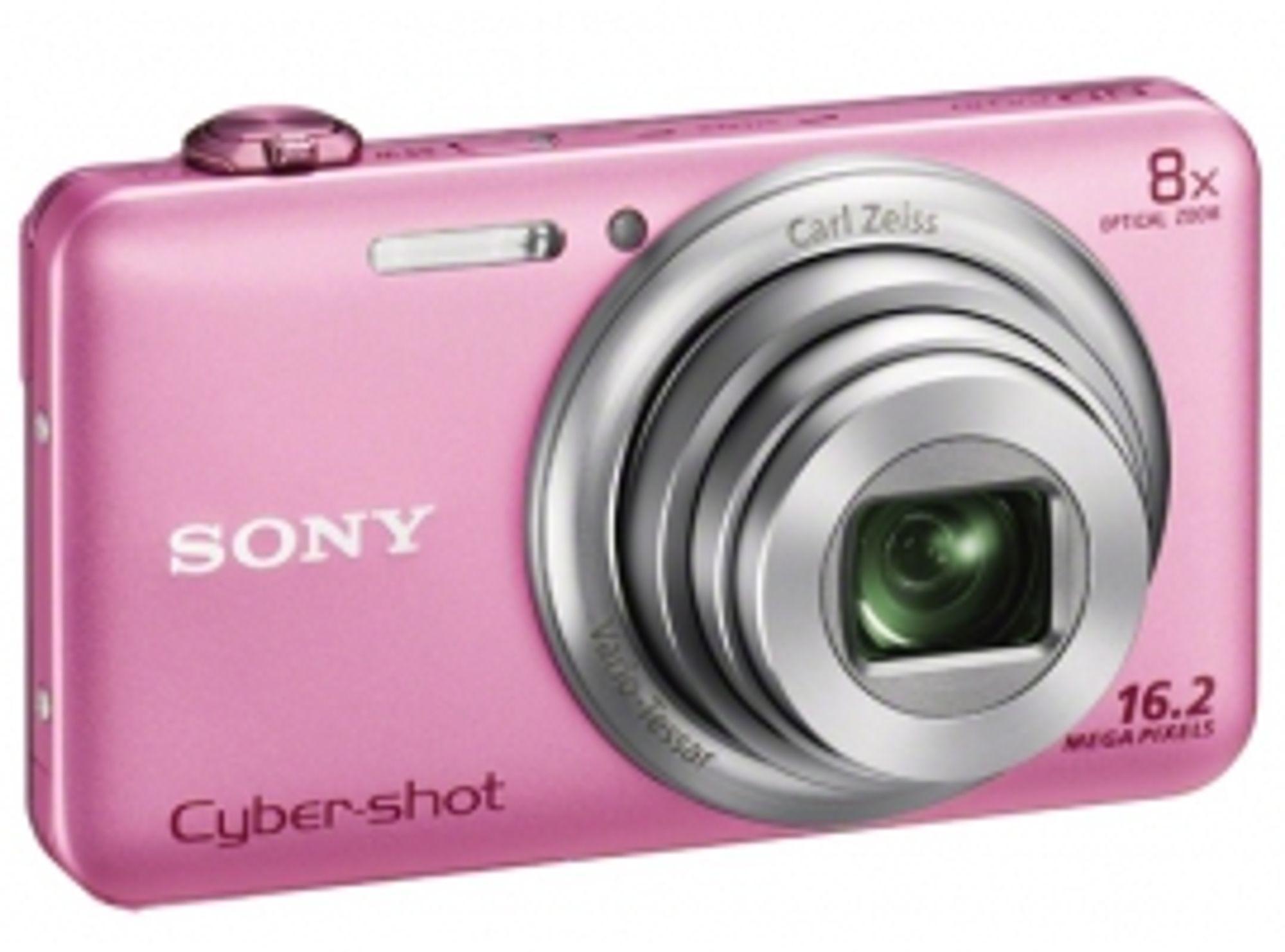 Sony Cyber-Shot DSC-WX60.