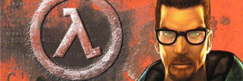 Slik var Half-Life ett år før det ble lansert