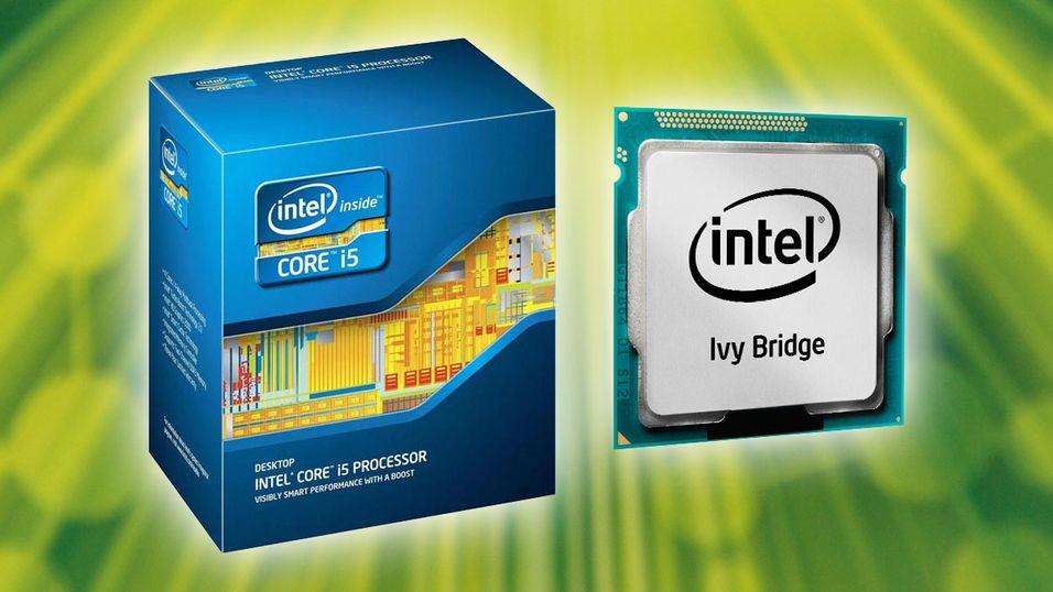 KONKURRANSE: Vinneren av en solid prosessor er trukket