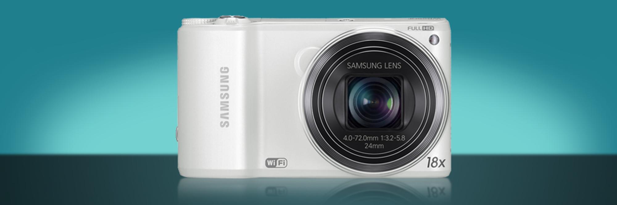 Populær Samsung-kompakt forbedres