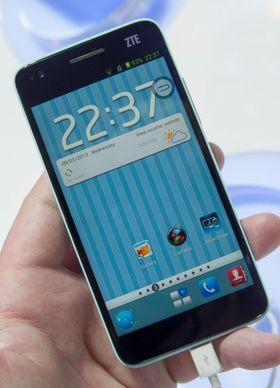 ZTE har ikke pleid å gjøre store endringer i Android. I Grand S har de gjort flere små og store endringer på programvaren.