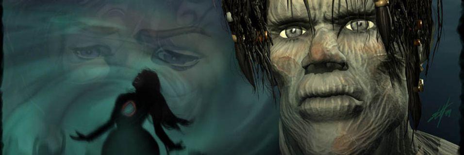 – Vi prøver å gjenskape følelsen fra Planescape: Torment