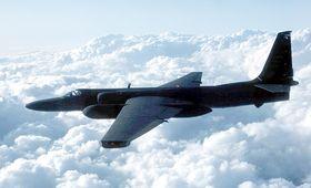 I DRIFT: Lockheed U-2 er fremdeles i tjeneste.
