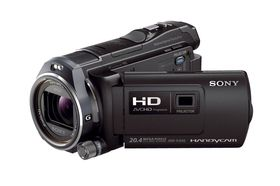 Sony Handycam HDR-PJ650.