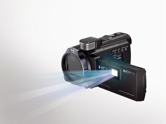 Sony Handycam HDR-PJ780.