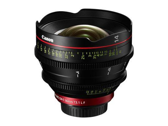 Canon CN-E 14mm T3 L F.