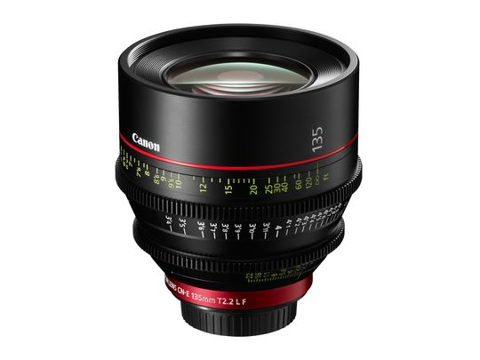 Canon CN-E 135mm T2 L F.