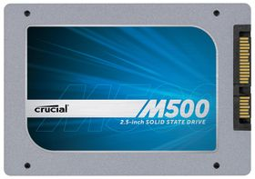 Crucials nye SSD.