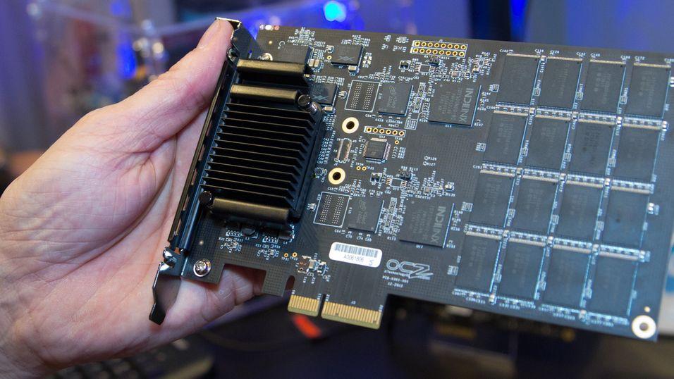 Her er OCZ' nye råtass-SSD