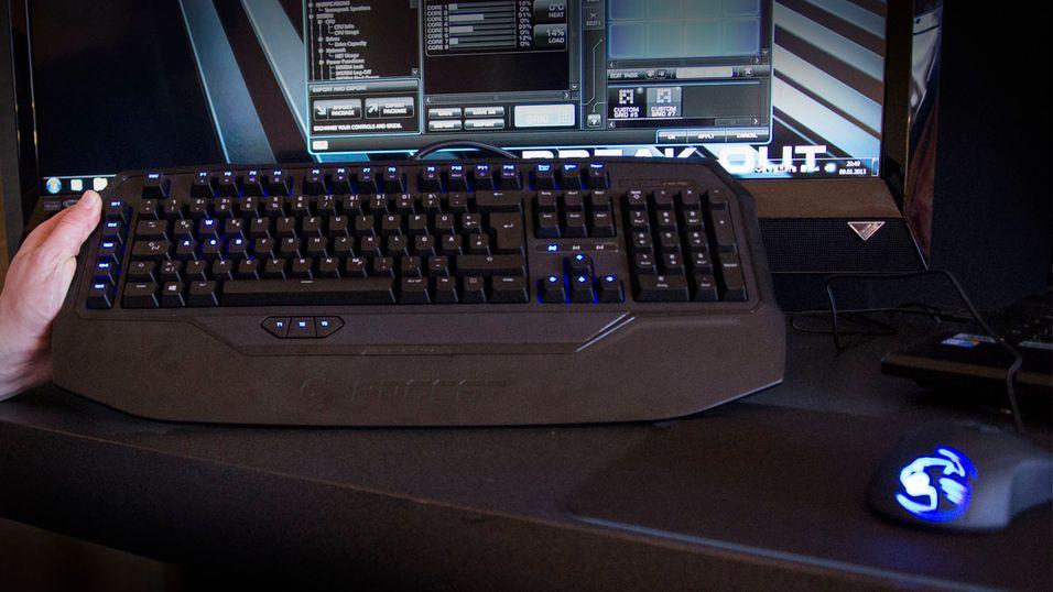 SNIKTITT: Dette tastaturet har alt du trenger