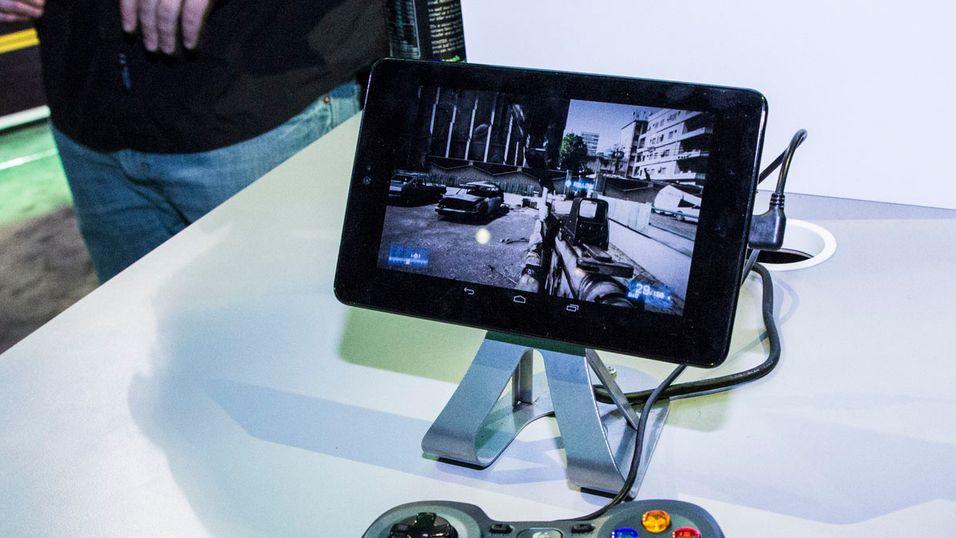 SNIKTITT: Her spiller vi Battlefield 3 på et nettbrett