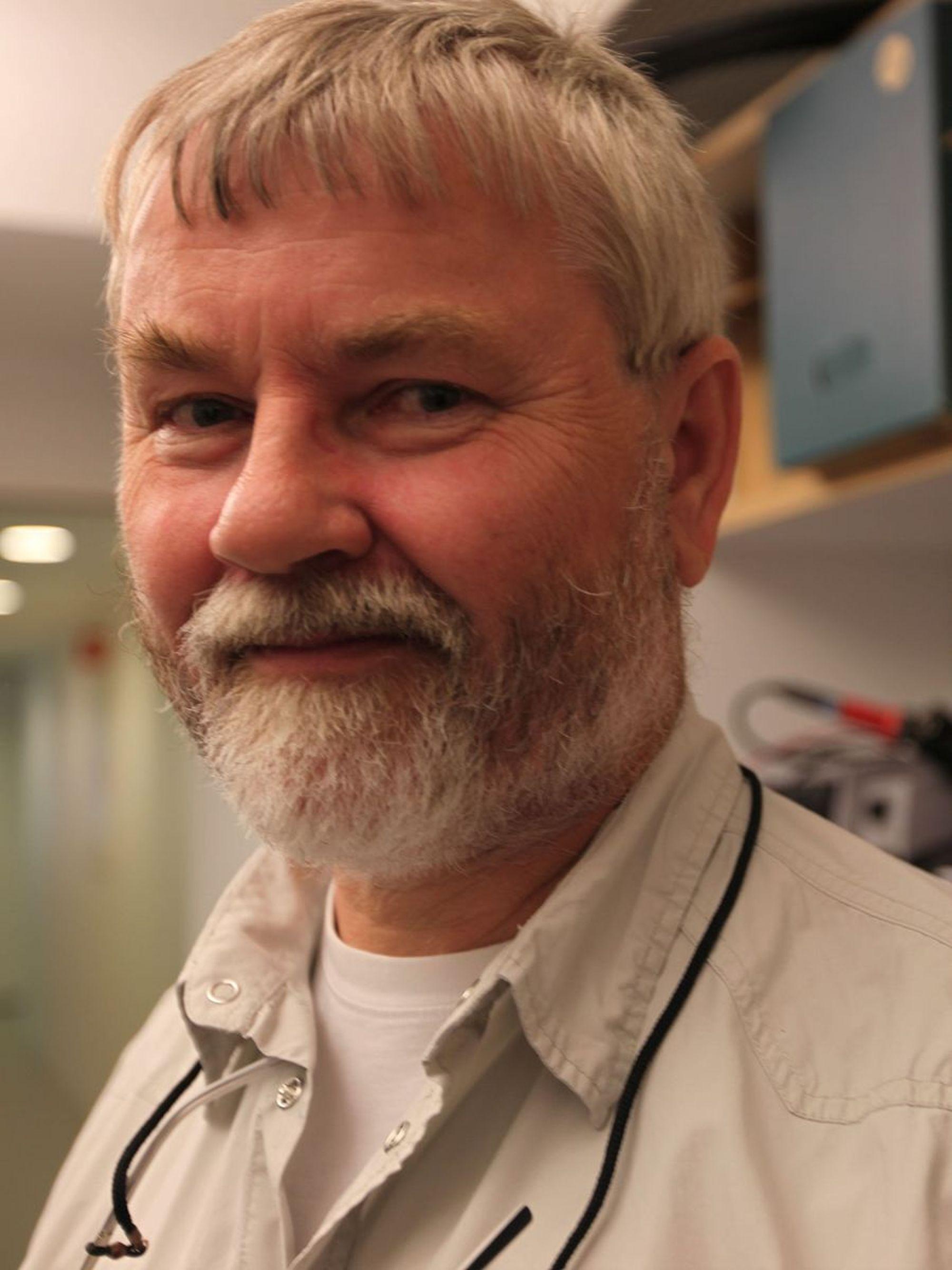 EKSPERT #1: Få vet mer om Hessdalen-fenomenet enn forsker Erling Strand. Og han er langt unna et svar på gåten.